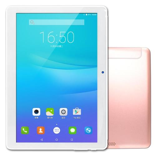 【SuperPad】A1-109 玫瑰金限定版10.1吋四核心4G LTE平板電腦(2G/16GB)