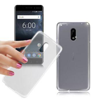 XM Nokia 6 5.5吋 薄型清柔隱形保護套