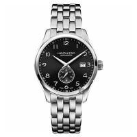 HAMILTON JAZZMASTER 小秒針機械腕錶 H42515135