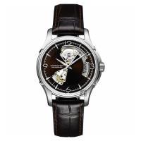 HAMILTON JAZZMASTER 鏤空機械腕錶 H32565595