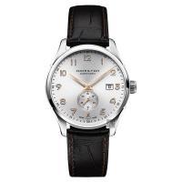 HAMILTON JAZZMASTER 小秒針機械腕錶 H42515555
