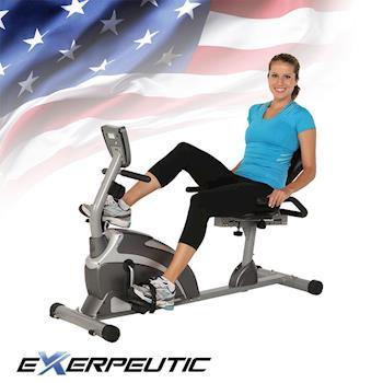 【Paradigm】EXERPEUTIC TT1斜躺式磁控健身車 E1111