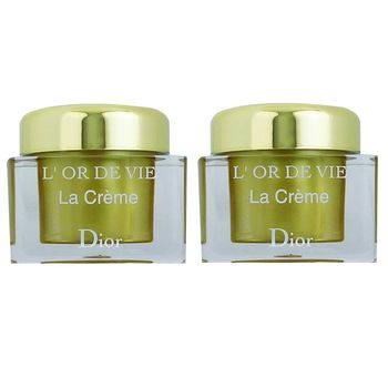 《Christian Dior 迪奧》生命之源金萃乳霜(一般型)5ml*2入