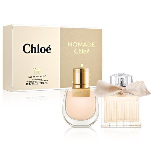 Chloe Les Mini Chloe 愛情故事小小雙氛圓舞曲禮盒