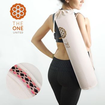 The One環保天然純棉瑜珈揹袋(6mm適用)