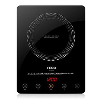 旺德 TECO 東元 微電腦觸控微晶電陶爐 XYFYJ010