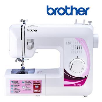 日本brother實用型縫紉機GS-1700