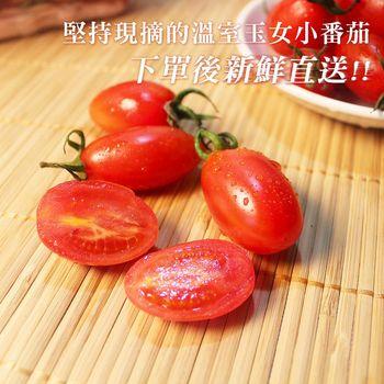 鮮果日誌 玉女小番茄(600克6盒裝)
