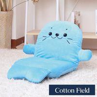 棉花田【凱蒂】多段式折疊和室椅-藍色