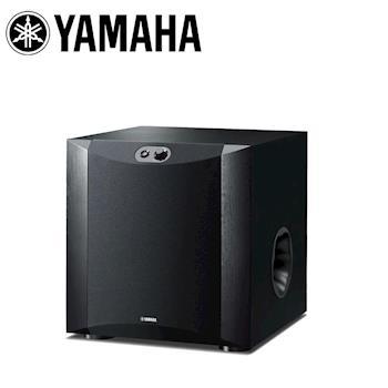 YAMAHA 超重低音喇叭 NS-SW300