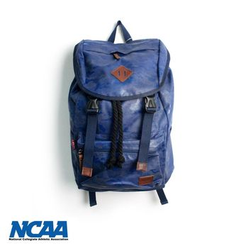 NCAA水洗帆布筆電後背包(共兩色)
