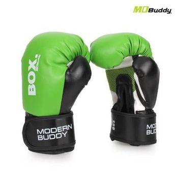【MDBuddy】8OZ 拳擊手套-8盎司 健身 搏擊 訓練 隨機