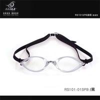 【SABLE】貂運動光學泳鏡鏡框 空筒-游泳 可搭配RS-1/2/3單顆 黑