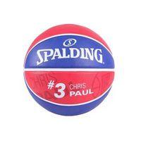 【SPALDING】快艇-保羅 PAUL #7 籃球-斯伯丁 運動 休閒 紅藍白