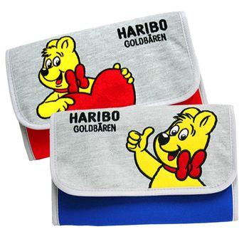 KNICK KNACK日本直送HARIBO母子手帳包-經典皮夾型磁扣款