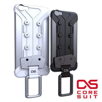 CORESUIT CARABINER 風格手機扣環 + iPhone 6 Plus/i6s Plus 手機殼