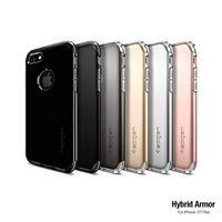 Spigen  iPhone 7  Plus Hybrid Armor 全包覆式強化螢幕防護保護殼