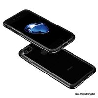 Spigen  iPhone 7  Plus Neo Hybrid CC 複合式邊框透明保護殼組