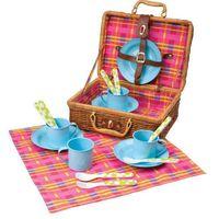 【美國ALEX】野餐籃茶具組
