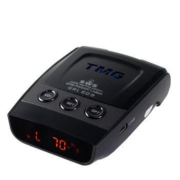 TMG GRL-609 固定照相 雷射雷達接收 衛星雷達測速器 (送免費基本安裝)