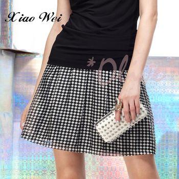 【CHENG DA】春夏專櫃精品女裝時尚流行短裙 NO.120360