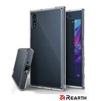 Rearth Sony Xperia XZ (Ringke Fusion)高質感保護殼(透明)