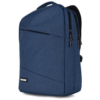 【義大利Selene】簡約時尚牛津布後背包/雙肩背包/電腦背包/旅行後背包