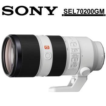 【保護鏡拭筆組】SONY G Master FE 70-200mm F2.8 GM OSS (SEL70200GM) (公司貨)