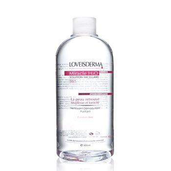 【LOVEISDERMA愛斯德瑪】高效潔膚卸妝水(500ml)