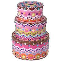 【美國ALEX】Bling Along蛋糕飾品盒