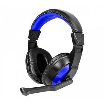 【KINYO】超重低音立體聲頭戴式耳機麥克風EM-3653