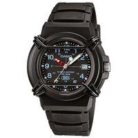 【CASIO】 新版戰鬥軍旅商用指針錶-黑面 (HDA-600B-1B)