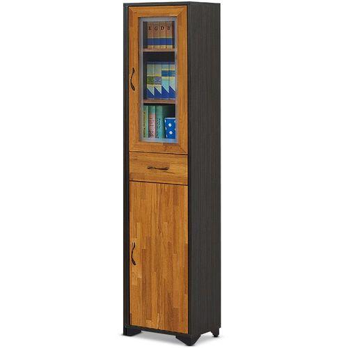 【MY傢俬】日式木質工業風1.3尺書櫃