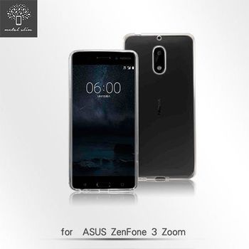 Metal-Slim 華碩 ASUS ZenFone 3 Zoom 超薄TPU透明果凍殼