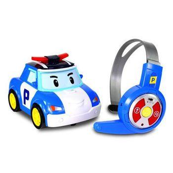 【POLI 變形車系列】波力聲控遊戲車 RB83320