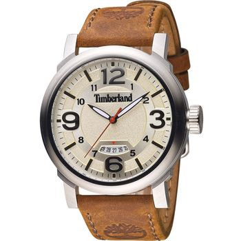 Timberland 城市簡約時尚腕錶 TBL.14815JS/07