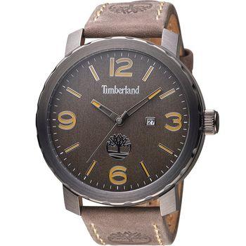 Timberland Pinkerton 木紋時尚腕錶 TBL.14399XSU/13
