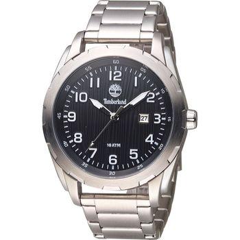 Timberland 天柏嵐  Newmarket 天柏嵐 歐式經典腕錶 TBL.13330XS/02M
