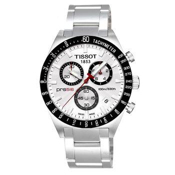 TISSOT PRS516 極速復刻錶-42mm T0444172103100