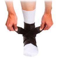 【MUELLER】可調式踝關節護具 黑色 長底 MUA4547
