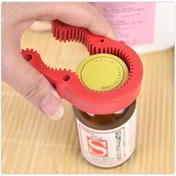 【將將好餐廚】八字型多功能開瓶器(4入)