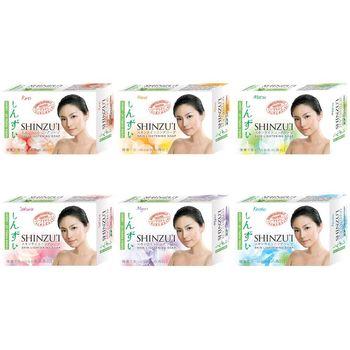 印尼原裝進口SHINZUI潤白香皂 香氛皂 95g(4款混搭)*24