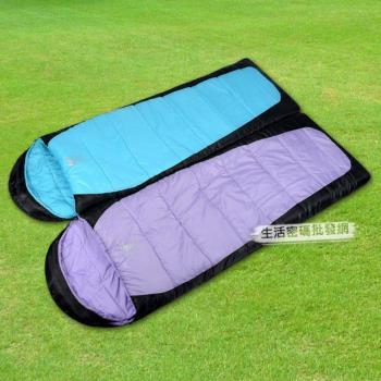 APC 秋冬加長加寬可拼接睡袋(雙層七孔棉)-2色可選 (2入組)