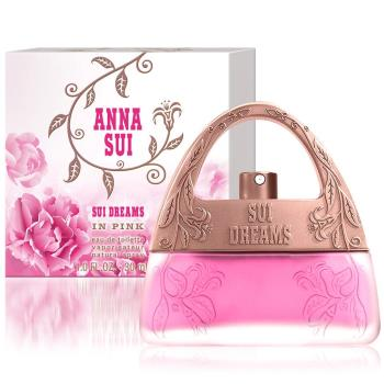 Anna Sui Sui Dreams In Pink 安娜蘇粉戀夢境淡香水 30ml