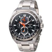 SEIKO 精工 PROSPEX 兩地時間太陽能腕錶  V195-0AB0D  SSC487P1