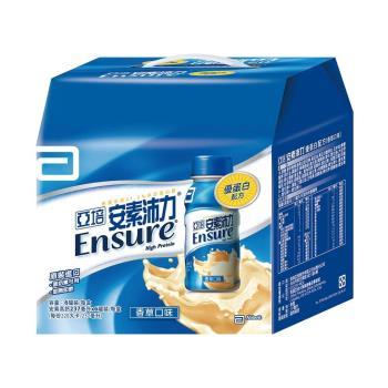 亞培 安素沛力 6入禮盒(237ml)(6入x2盒)