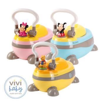 【ViVibaby】迪士尼三用便器(米奇/米妮/維尼)