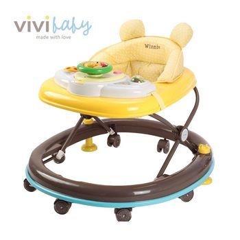 【ViVibaby】迪士尼維尼熊學步車(維尼黃)