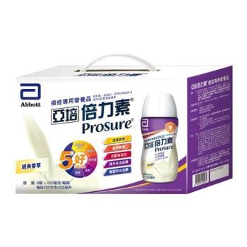 亞培 倍力素癌症專用即飲禮盒(8入)
