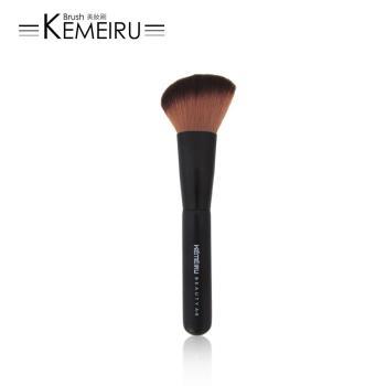 【KEMEIRU】美妝刷BRUSH 黑色鋁桿腮紅刷-A8